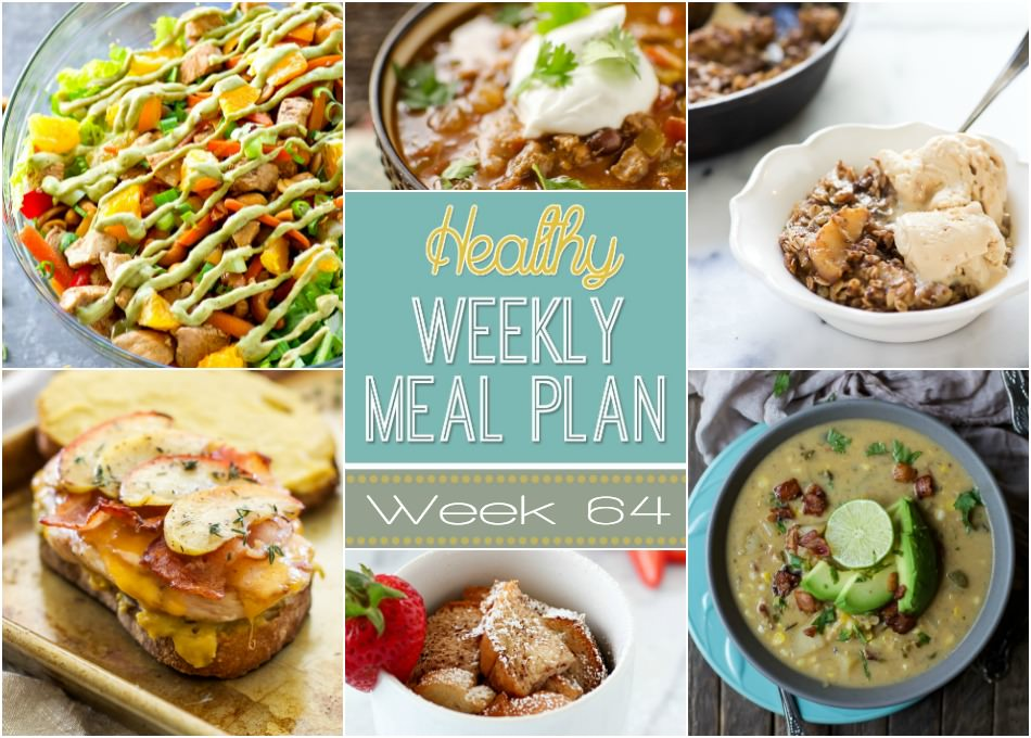Healthy Meal Plan - healthy meal plan