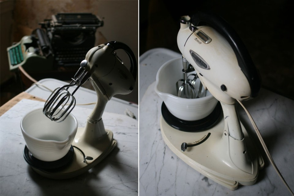 New To Me Mixer