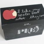 Recipe Boxes 12