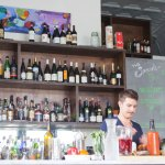 Not An Easy Glass To Fill: Bar Marco