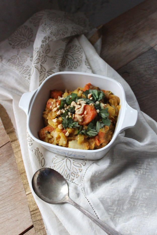 Thai Chicken Curry 03