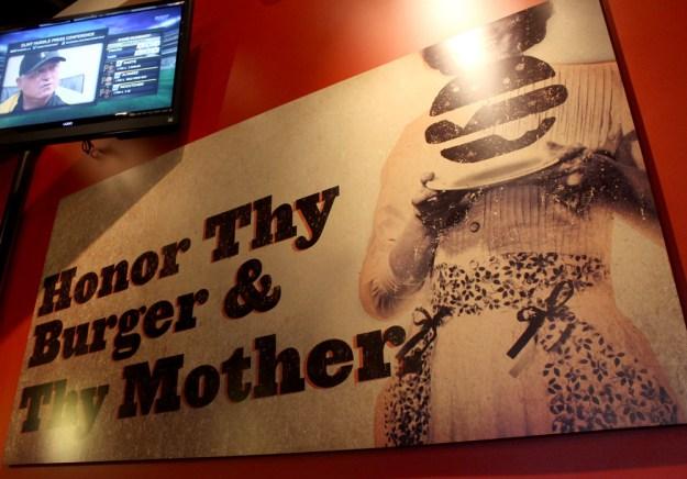 Honor Thy Burger