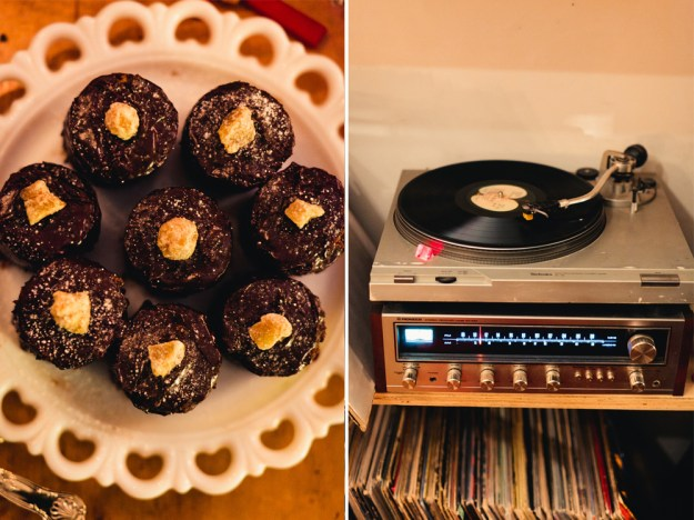 Cakes and Tunes