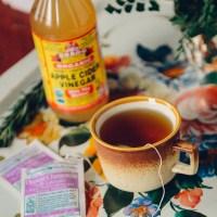 Homemade Facial Toner w/ @Tradmedicinals Lavender Chamomile Tea