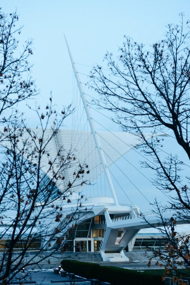 Westward Wanderings: Eats & Architecture in Milwaukee // www.WithTheGrains.com