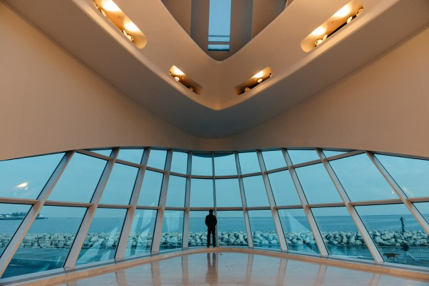 Milwaukee Art Museum by With The Grains 08