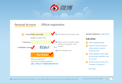 INFO: How to Create and Register an Account in Weibo + Follow WINNER's Official Accounts! – With ...