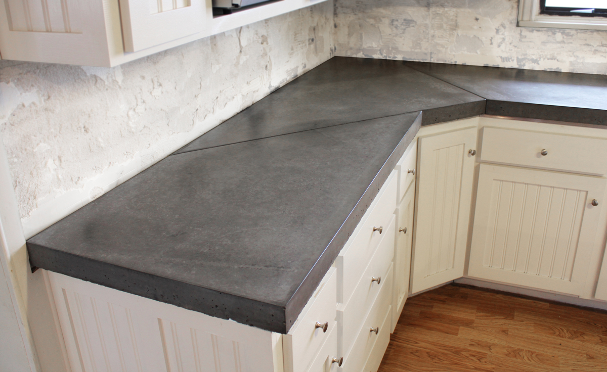 Concrete Countertops Pricing Kitchen Counter Design Options Jackie Syvertsen