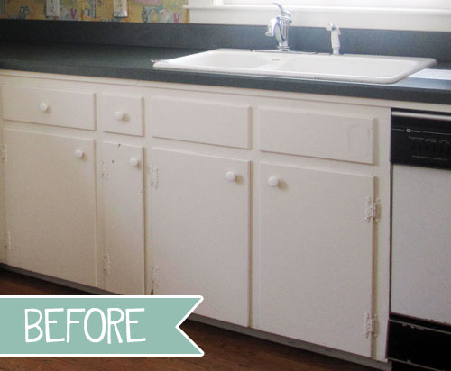 Cabinets designlively for Refinishing old kitchen cabinets