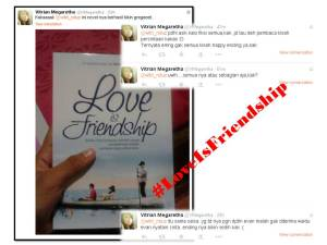 Love Is Friendship Twitter