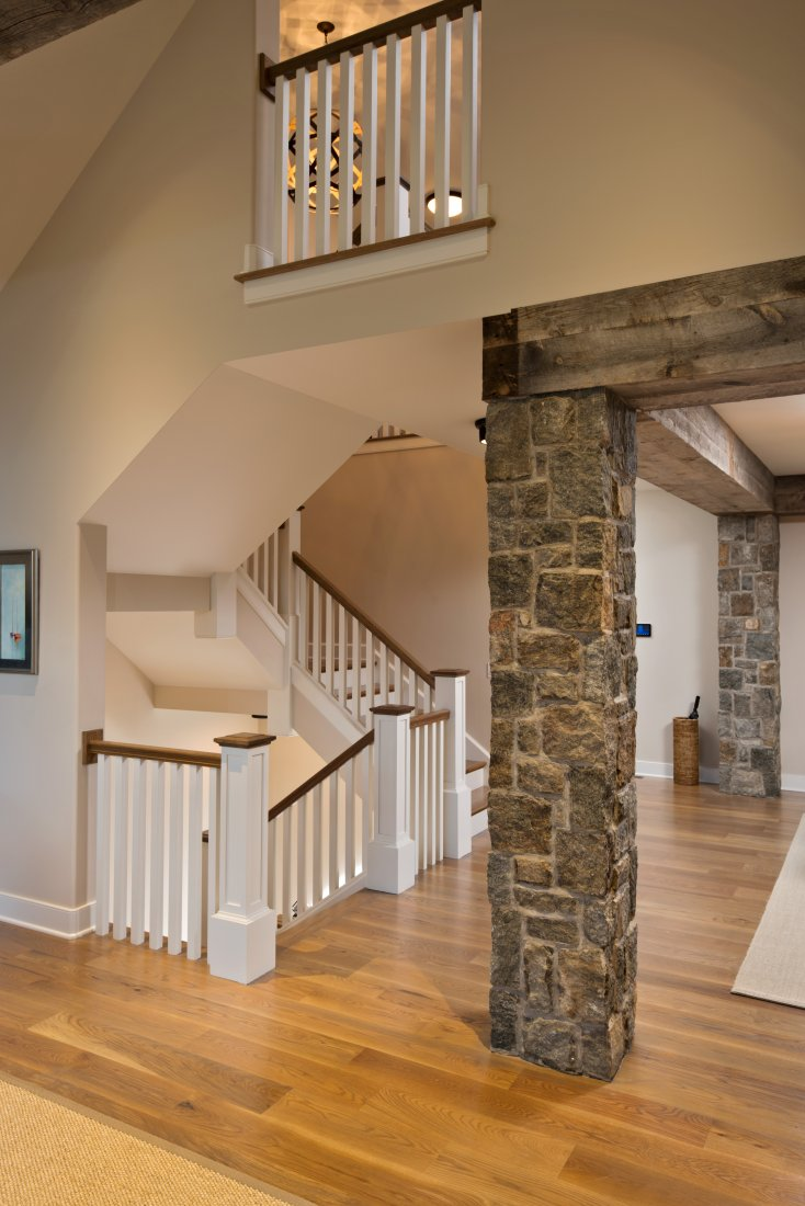 Open Staircase Design Open Staircase Archives Witt Construction