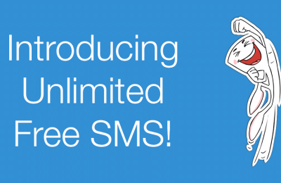 iphone free sms app india