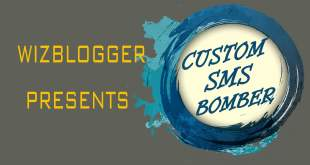 Custom sms bomber