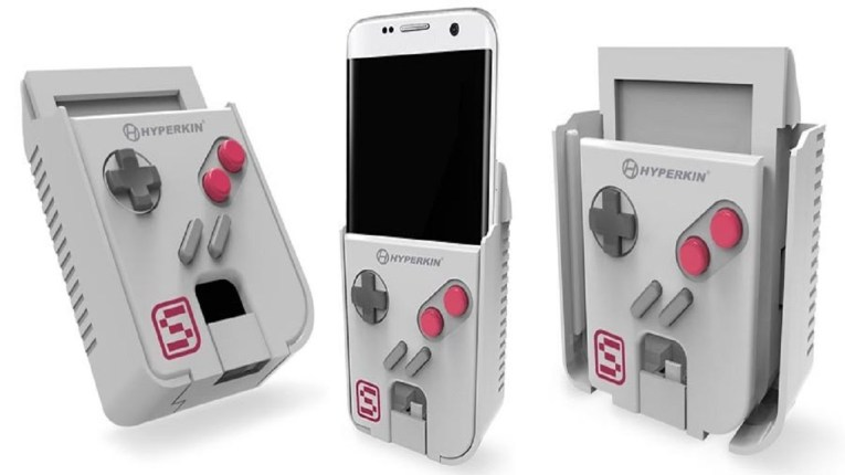 Android Phones will now transform into Game Boy