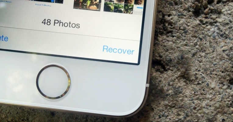 how to recover photos on your Iphone or IPad