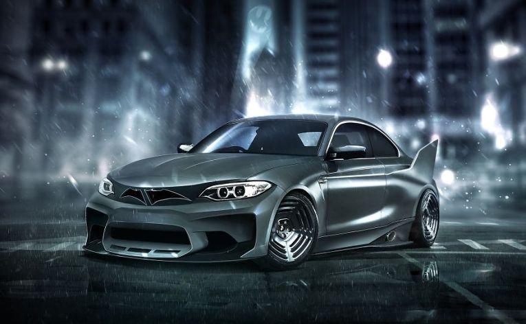 Batman – BMW M2