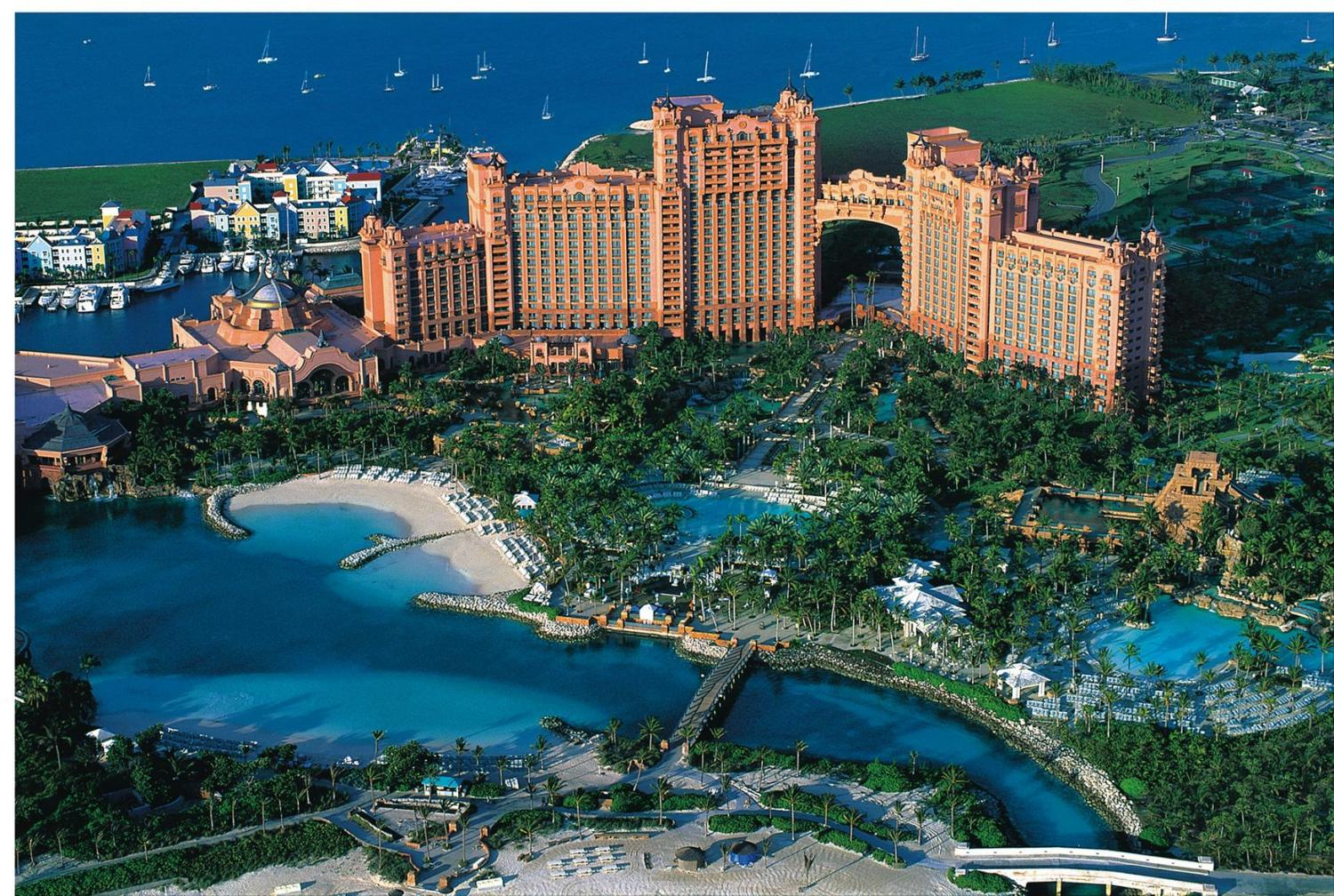 Hotel Atlantis In The Bahamas Creating A Coaching Culture Atlantis Case Study Wiznami