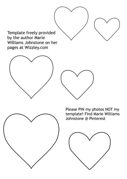 How to Make Stuffed Felt Hearts Tutorial