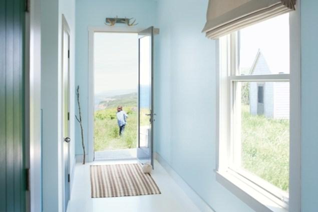 pastelowy blekit we wnetrzach 5 Kolor morski i pastelowy błękit we wnętrzach