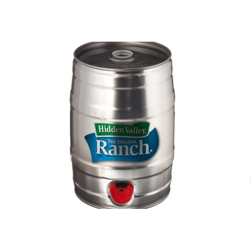 Medium Crop Of Keg Of Ranch
