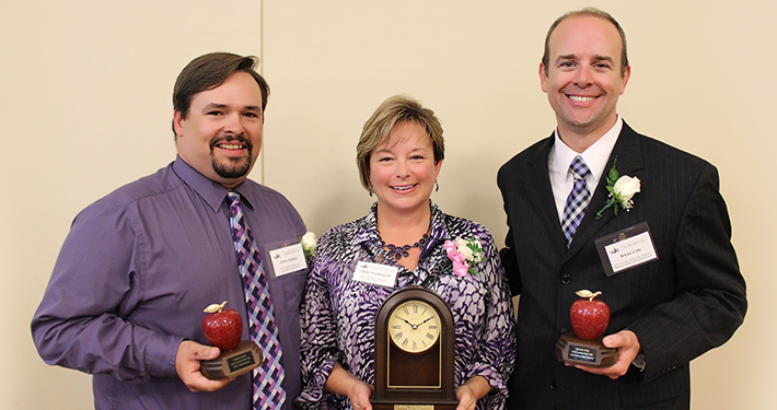 Congratulations to Shari Vandygriff – 2016 WJCC Division Teacher of the Year