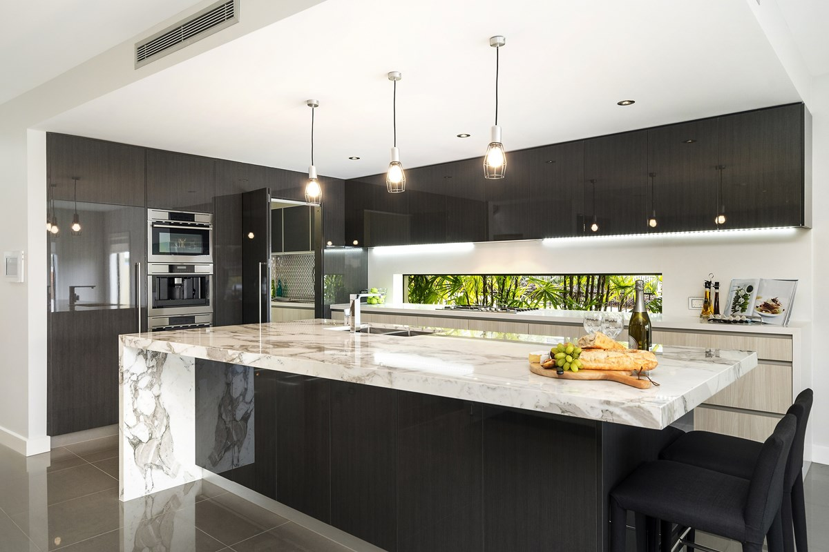 Marble Kitchen Natural Stone Gallery > Gallery > Quantum Quartz, Natural