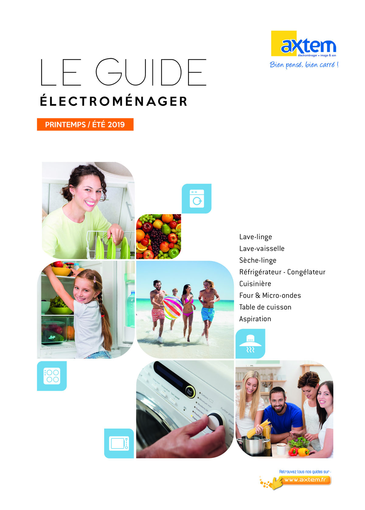 Catalogue Electromenager Cataloques Axtem