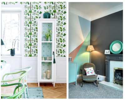 Wallpaper vs. Paint: Which Is Better For You? | WMA Property