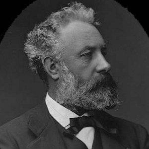 Jules Verne Beard
