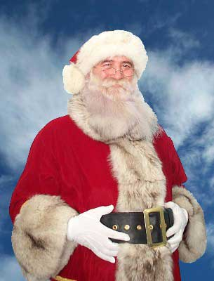 Santa is Obese