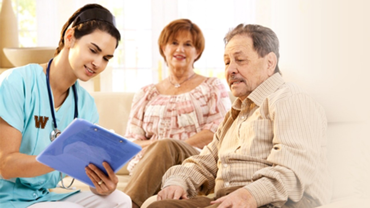 Home Care Service In Home Care Services Aging Services Western Michigan University