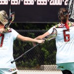 Maryland dominates High Point to advance to NCAA Quarterfinals