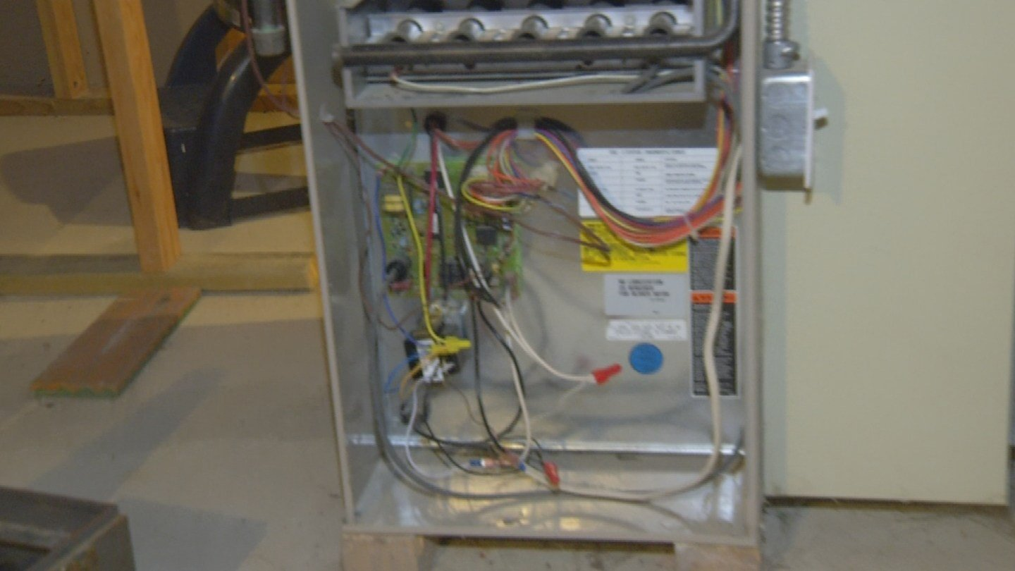 Broken furnace makes winter difficult for disabled man