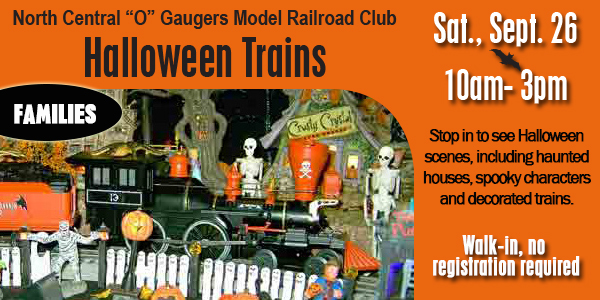 Halloween Trains