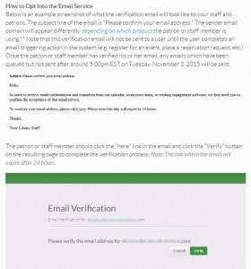 evanced email verification service