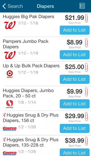 8 Tips to Save BIG Money on Diapers