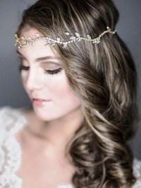 20 Medium Length Wedding Hairstyles Ideas - Wohh Wedding
