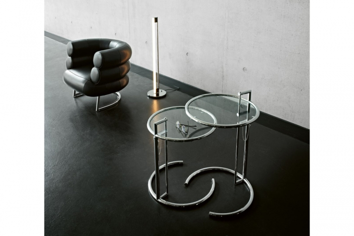 Büromöbel Klassiker Adjustable Table E1027 Von Classicon, Design: Eileen Gray 1927