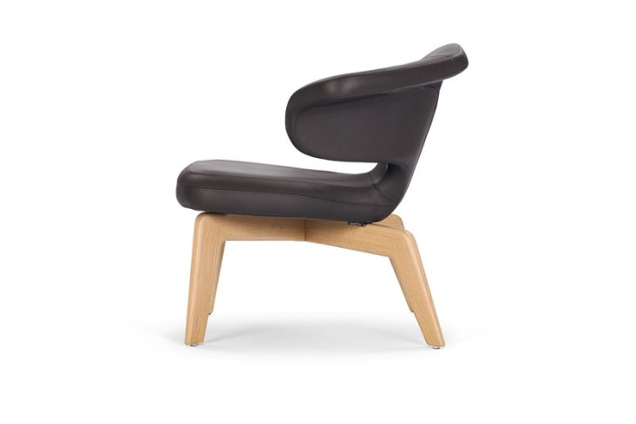 Büromöbel Design München Munich Lounge Chair Sessel Von Classicon, Design