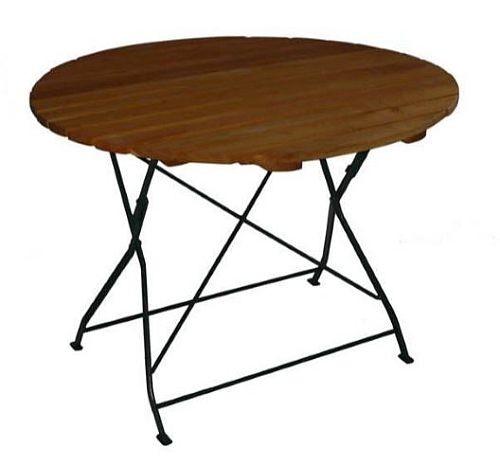 Tischgestell Rund Esstisch Basic 5 2