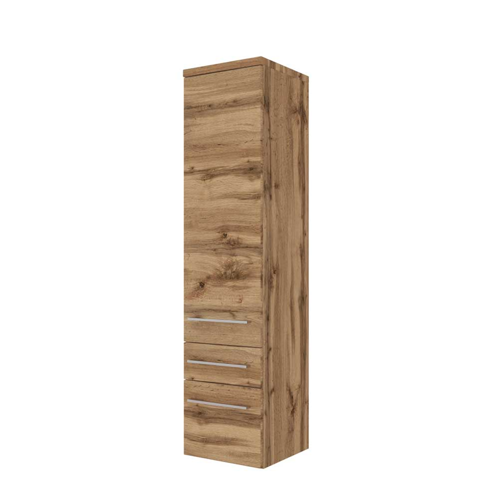 Bad Organizer Holz Bad Midischrank In Holz Optik Userina
