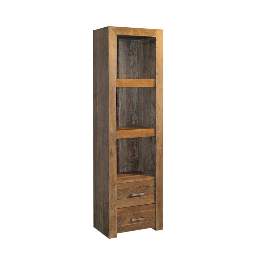 Regal Landhausstil Regal Ciagos Aus Teak Massiv