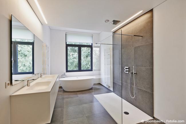 Ideen für das Traumbad - So läuft die Planung für Ihr Badezimmer rund - badezimmer 8 qm