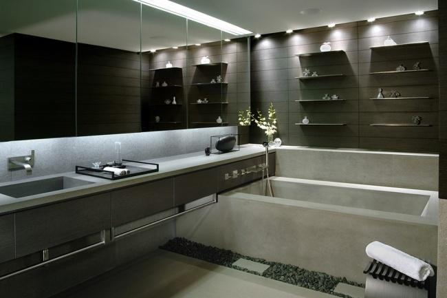 Das-moderne-badezimmer-wellness-design-92. 354 best wellness ...