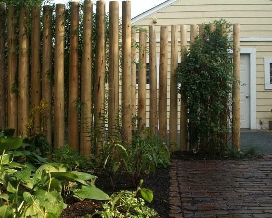 Sichtschutz Fur Zaun Bambus : 34 Ideen für Sichtschutz im Garten mit ...