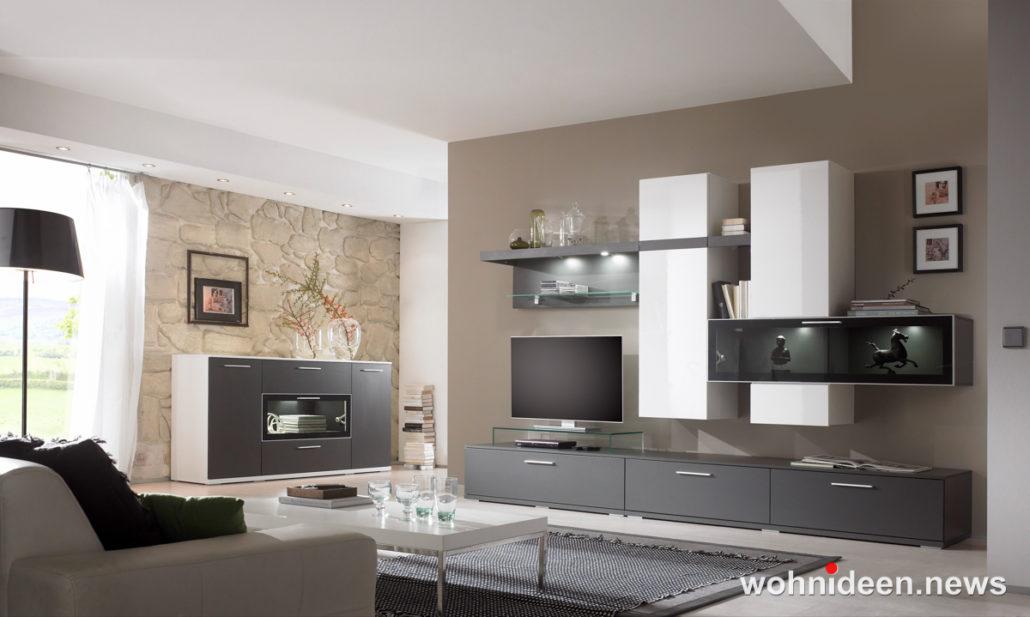 wohnzimmer gestalten moderne ideen in 4 einrichtungsstils - gestaltungsideen wohnzimmer