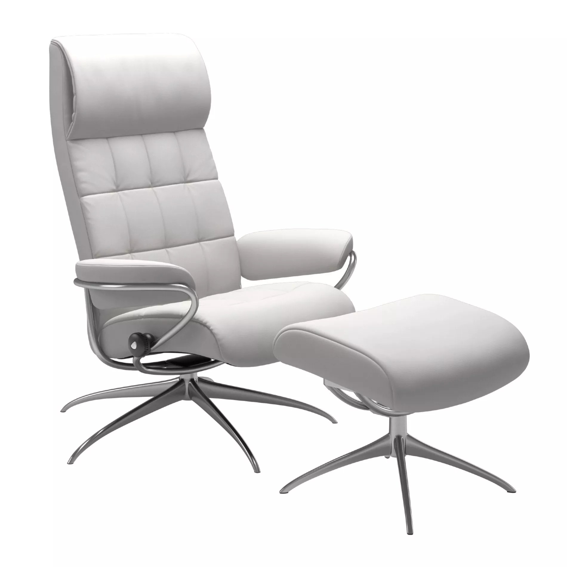 "Sessel Stressless Stressless ""london"" Sessel Mit Hocker - Wohnparc.de"
