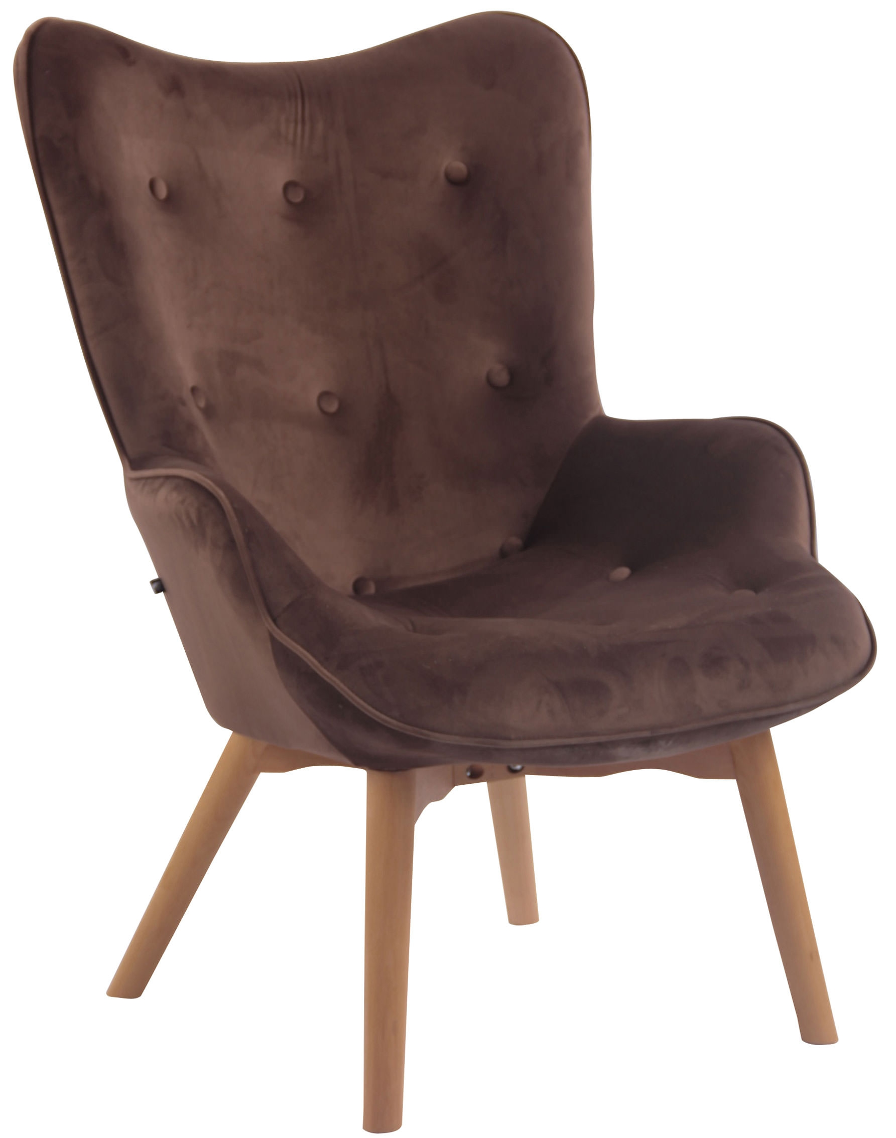 Lounge Sessel Stoff Lounger Duke Stoff Loungesessel Sessel Wohn Esszimmer Bad