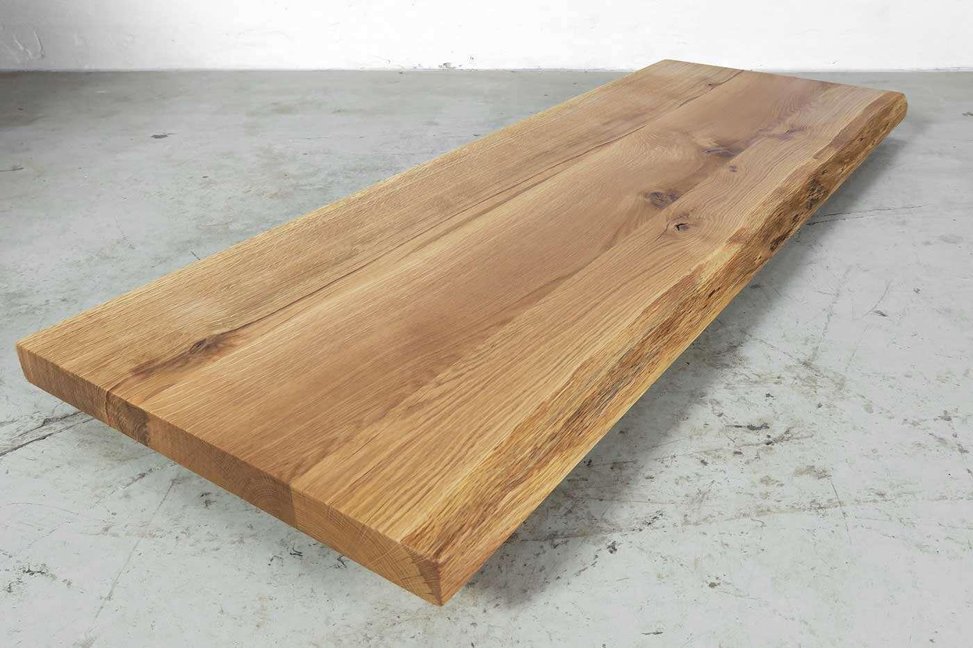 Waschtischplatte massivholz waschtischunterschrank holz eiche waschtischplatte - Waschtischunterschrank holz ...