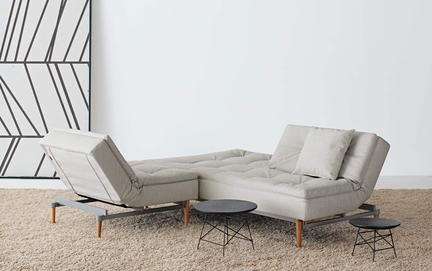 Bettsofa Innovation Schlafsofa Dublexo - Innovation Schlafsofas